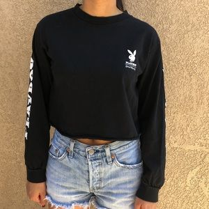 Playboy Long Sleeve